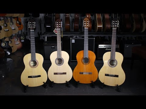 Top 4 Best Classic Guitar for Beginners Comparison