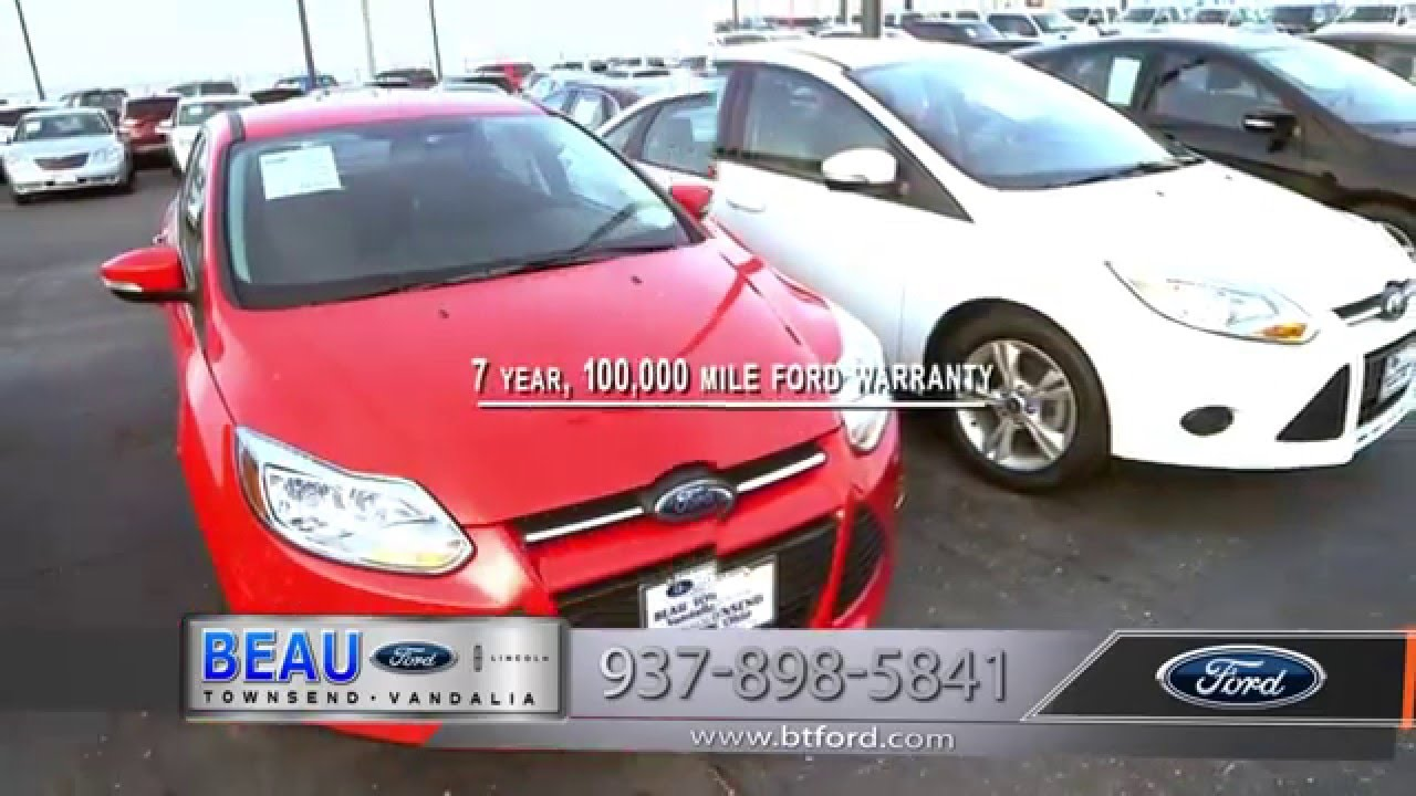 Beau Townsend Ford >> Beau Townsend Ford Lincoln Certified Pre Owned Commercial