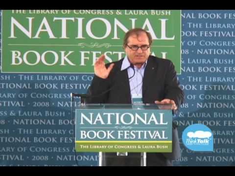 Paul Theroux gives great advice to young writers on ThinkTalk