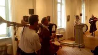 Comes Vagantes - Traubentritt (mit NDS Ministerpräsident Stephan Weil)
