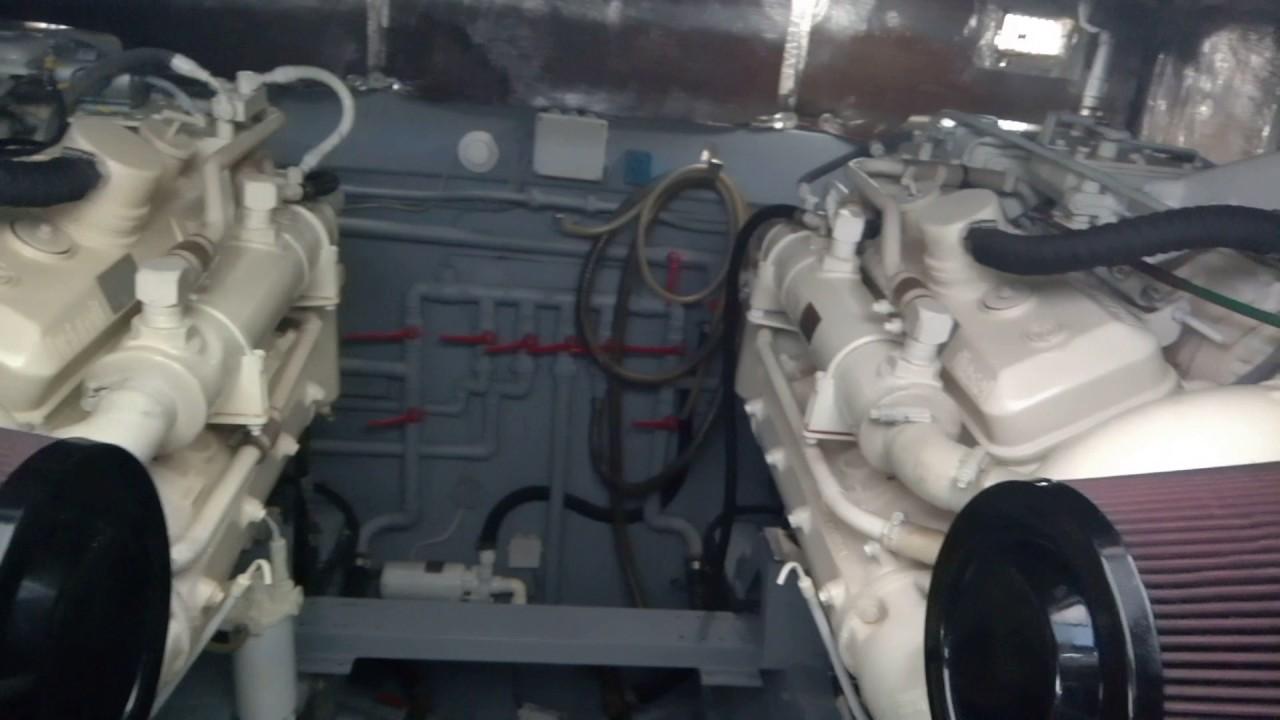 Detroit Diesel Marine 6V92TA 550 Hp