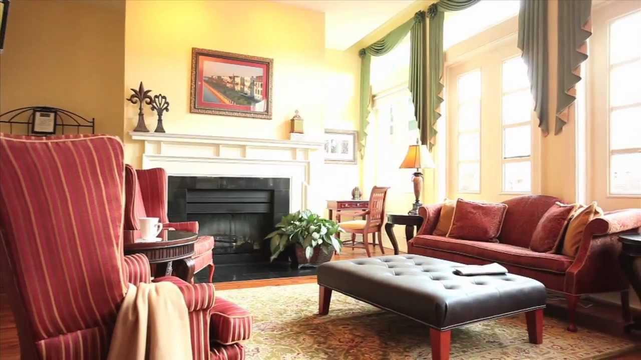 The Lodge Alley Inn In Charleston Sc Youtube