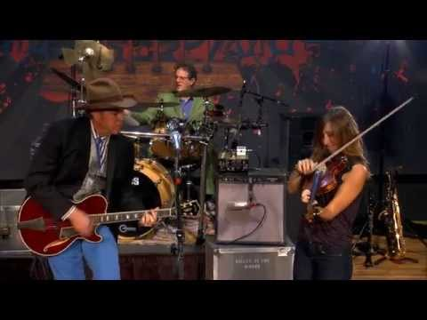 """Robert Earl Keen and Asleep at the Wheel perform """"Ding Dong Daddy From Dumas"""""""