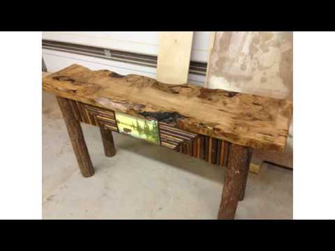 Build A Rustic Sofa Table Sofascore Today Unique And Simple Diy Youtube