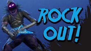 FORTNITE - COMMENT SORTIR LE ROCK GRATUITEMENT!