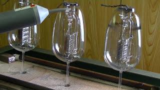 How To Make Electron Tubes - P&C Electronics