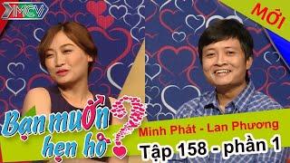 anh chang thac si hanh phuc vi tim duoc ban gai xinh nhu hoa  minh phat - lan phuong  bmhh 158