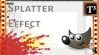 How To Create A Blood/Slime/Poop Effect â–ª Quick And Easy In Gimp