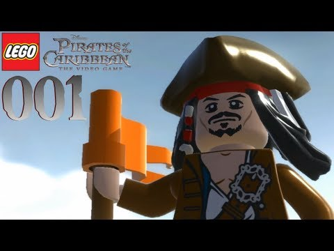Let's Play LEGO Fluch der Karibik #001 Port Royal [Together] [Deutsch]