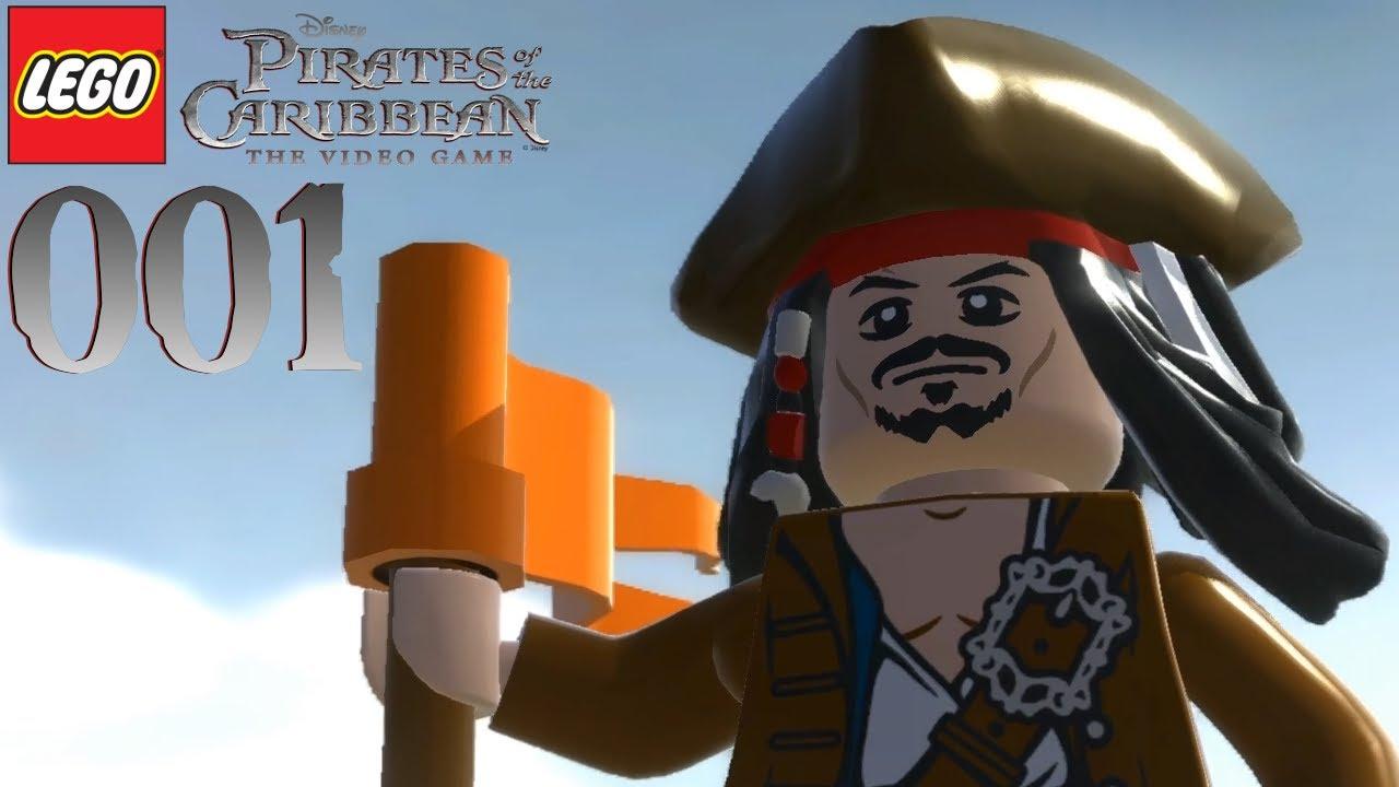 Lets Play Lego Fluch Der Karibik 001 Port Royal Together