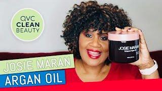 QVC Haul - Josie Maran Cosmetics