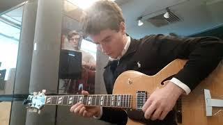 Lover   David Rourke Trio