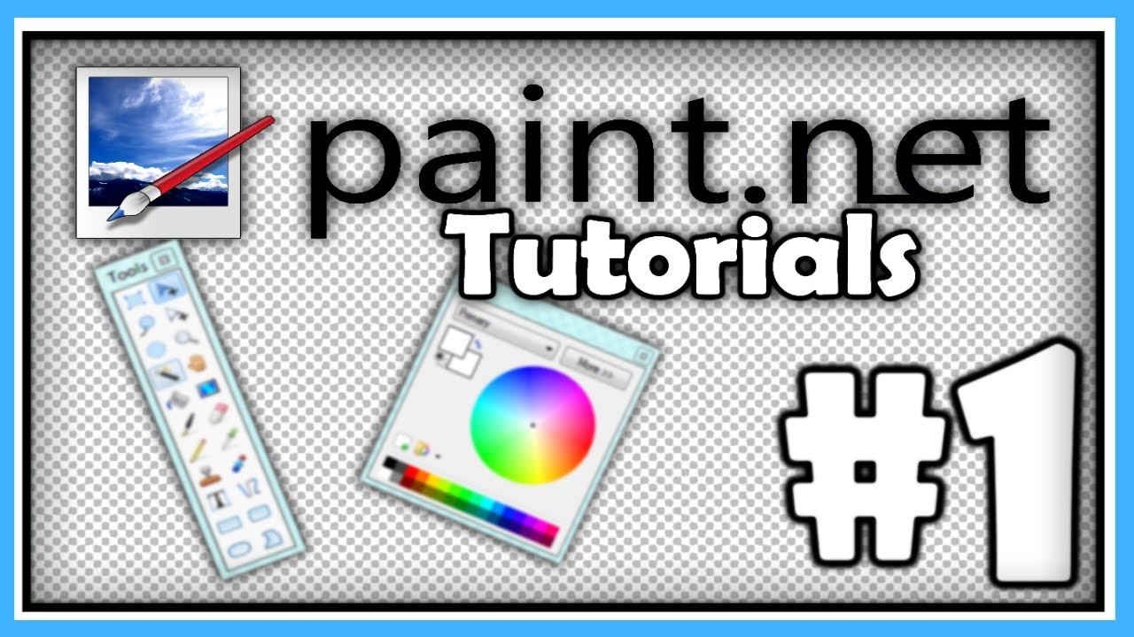 Paint tutorials part 1 mastering the basics hd youtube baditri Image collections