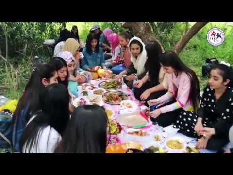 Entertaining Picnic for English Access Micro-scholarship Program (Iraq-Kirkuk)