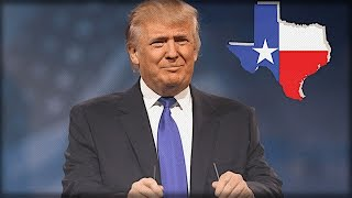 AMERICA WINS AGAIN! WHAT TRUMP JUST DID FOR TEXAS HAS OBAMA HIDING IN SHAME
