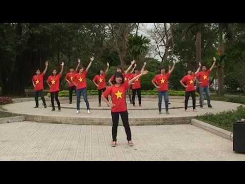 Tách nhịp Dân vũ: Việt Nam ơi - Hanoi ADC - Phần 1