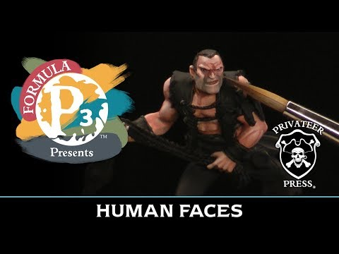 Formula P3 Presents: Human Faces