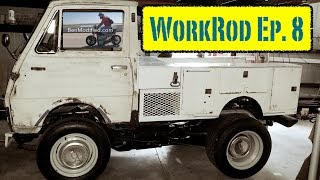 The WorkRod Ep.8 - aka Tiny Truck of Terror aka Kei Gasser