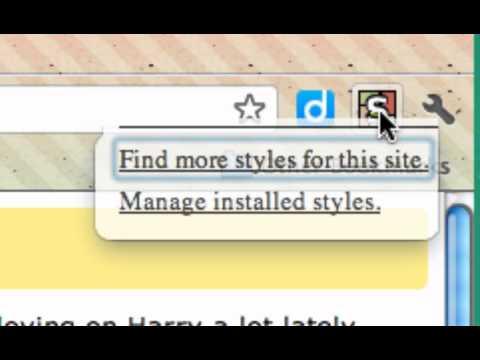 Tumblr Dashboard Theme Tutorial || how to change your dash theme [READ DESCRIPTION]