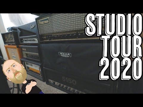 The 2020 Studio Tour!