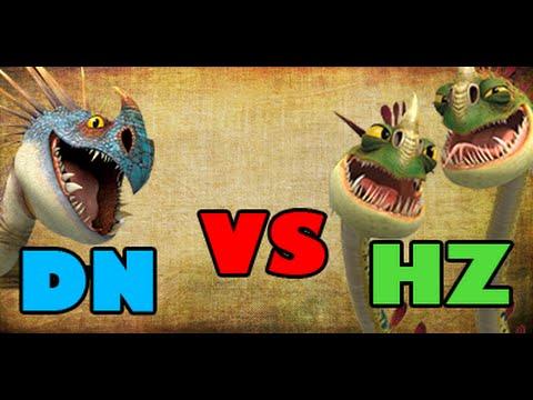 Deadly nadder vs hideous zippleback youtube deadly nadder vs hideous zippleback ccuart Choice Image
