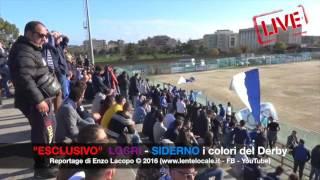 LOCRI - SIDERNO i colori del Derby (by EL)
