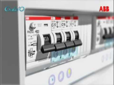 Coffret lectrique gale 39 o la technologie abb au service - Nouveau tableau electrique sans fusible ...