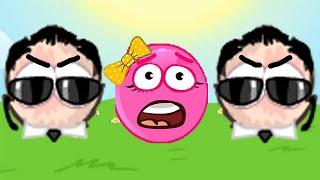 Новый КРАСНЫЙ ШАР, Красныш и Соня, мультик игра Детский летсплей #86
