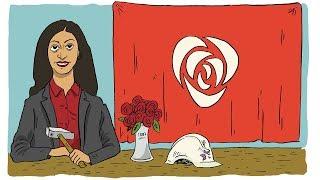 Arbeiderpartiets partilederforedrag 2017: Hadia Tajik
