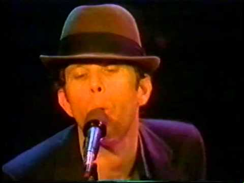 Tom Waits : live at the Montreal Jazz Festival, July 3 1981