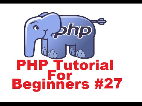 PHP Tutorial for Beginners 27 # How to unset or destroy PHP Sessions
