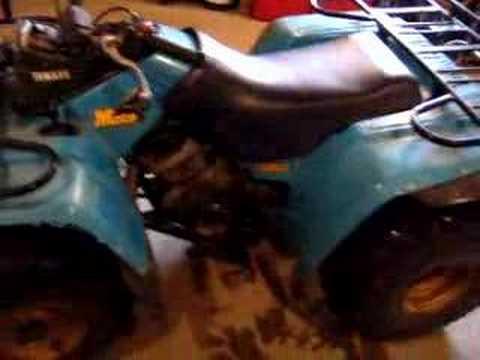 1989 yamaha moto 4 250 wiring diagrams: 1987 yamaha moto 4 350 - youtuberh: