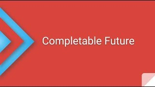Introduction to CompletableFuture in Java 8
