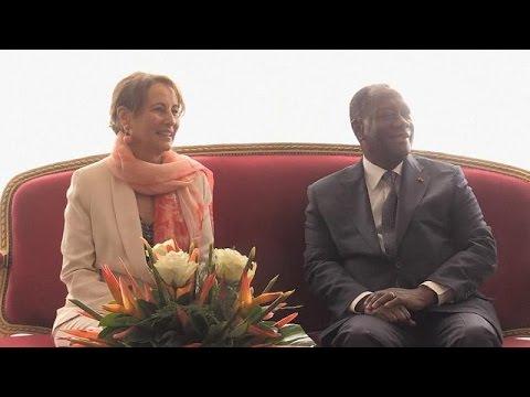 COP21: Ségolène Royal sollicites Ouattara's support
