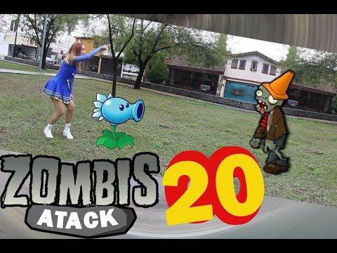 Plantas contra zombies atack (part 20)