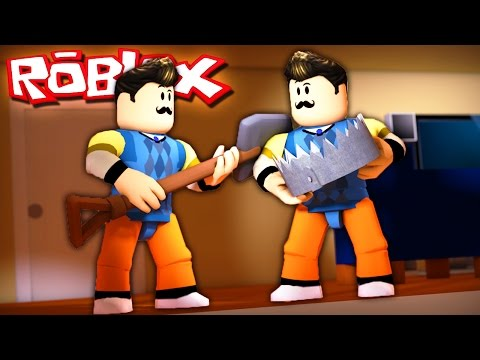 HELLO NEIGHBOR MULTIPLAYER IN ROBLOX