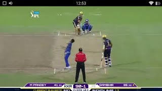 IPL 9 - Kkr vs Mi Match 5 Highlights 2016