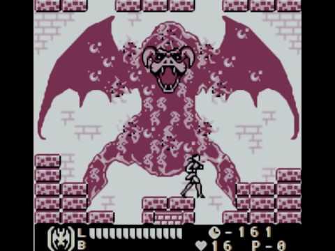 Castlevania Legends Final Boss Dracula - No Damage, No Subweapons