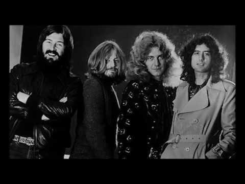 Led Zeppelin - In My Time of Dying - Karaoke