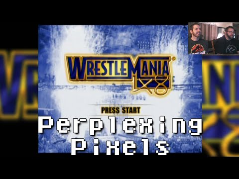 Perplexing Pixels: WWE WrestleMania X8 (GameCube) (review/commentary) Ep176