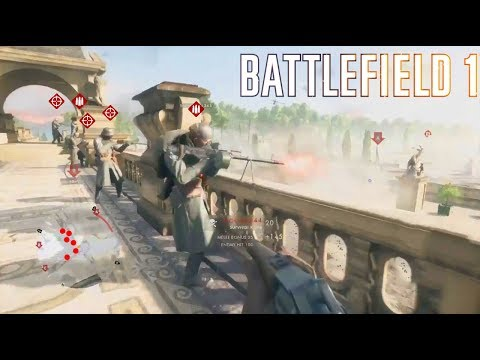 ULTIMATE FLANK - Battlefield 1 TOP 10 PLAYS OF THE WEEK #36 (BF1 Montage)