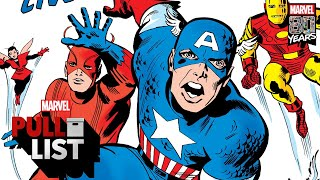 Looking back with AMAZING FANTASY #15 and More! | Marvel's Pull List