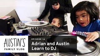 Learning to DJ | Austin Vlog | HiHo