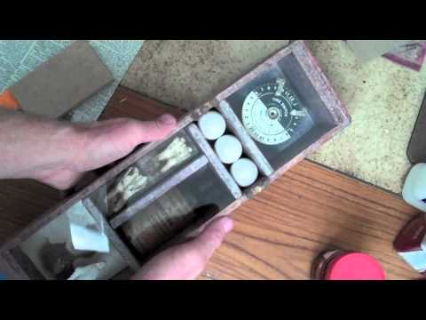 Wine Box Assemblages