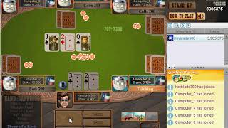 Pogo Games: Texas Hold'Em Poker (Retired)