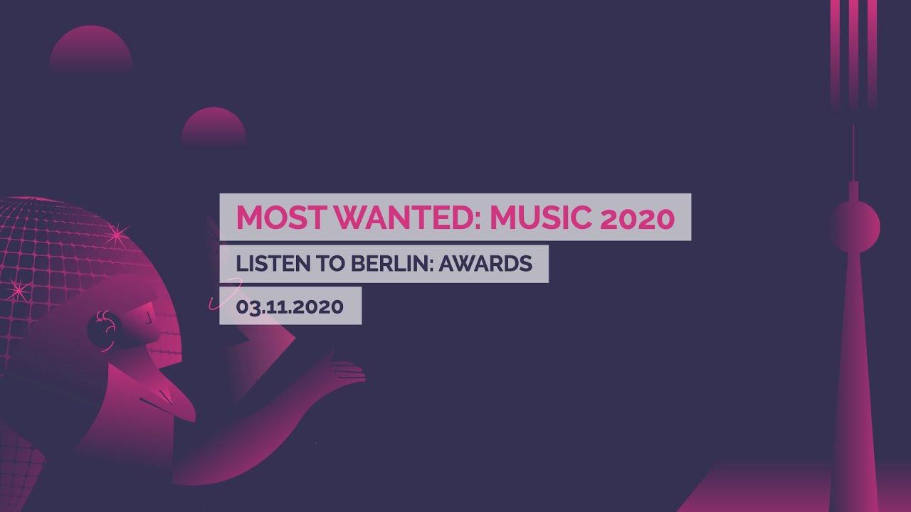 Listen to berlin:awards 2020 - Preis für Nachhaltigkeit