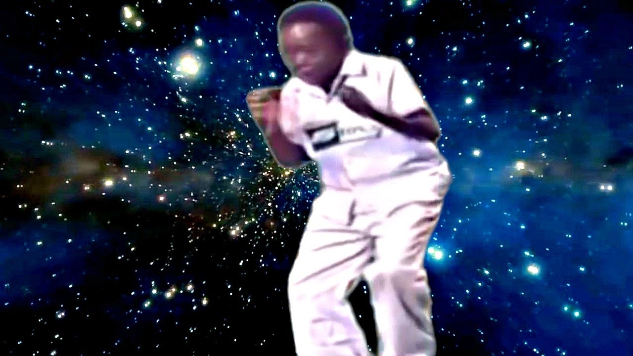 A Video Of A Kid Dancing