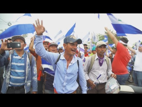 Nicaragua's indigenous tribes fight for their land