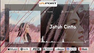 JATUH CINTA (Official Lyric Video) - DEANDA