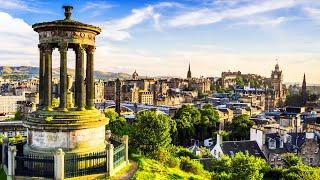 Scotland - Edinburgh Historical Walking Tour